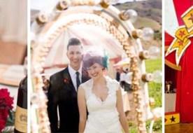 Свадьба-цирк или винтажная свадьба в шапито