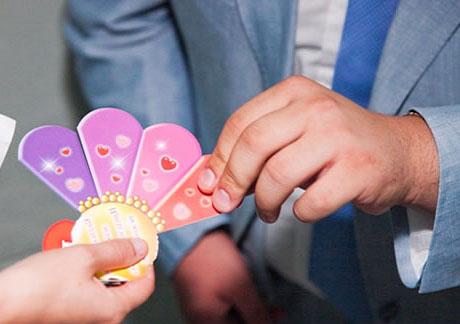Выкуп невесты по необычному сценарию: квесты для жениха