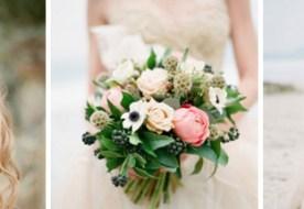 Образ невесты: золотисто-песочные свадебные платья для нимфы