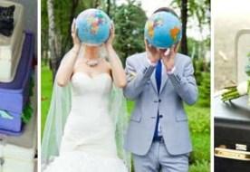 Свадьба в стиле путешествия: дорога длиною в семейную жизнь