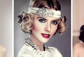 Свадебные ретро прически: аристократизм невесты в каждом локоне