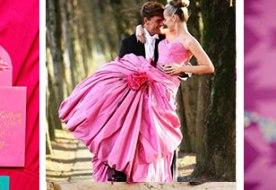 Свадебная палитра фуксия