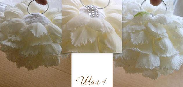 Букет невесты из тюльпанов своими руками