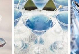 Цвет свадьбы: голубой и его таинственные оттенки