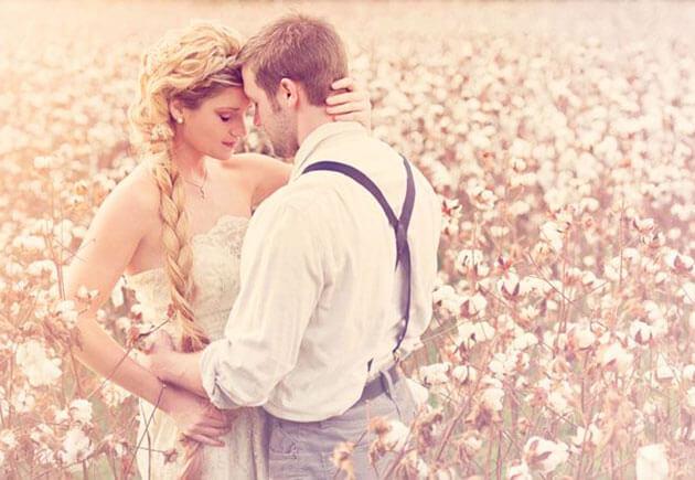 Как одеться на свадьбу в стиле рустик