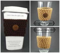 Coffee Collar Collage