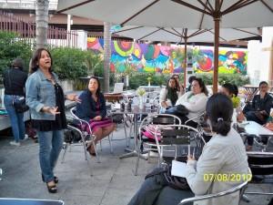 Denise Rangel: decoração sustentável