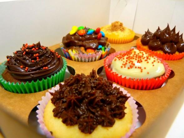 Oficina de Cupcakes da Mafrinha