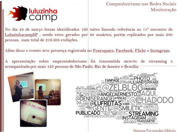 LuluzinhaCamp _ slide da apresentação da Simone