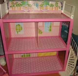Casa da Barbie e Plurk