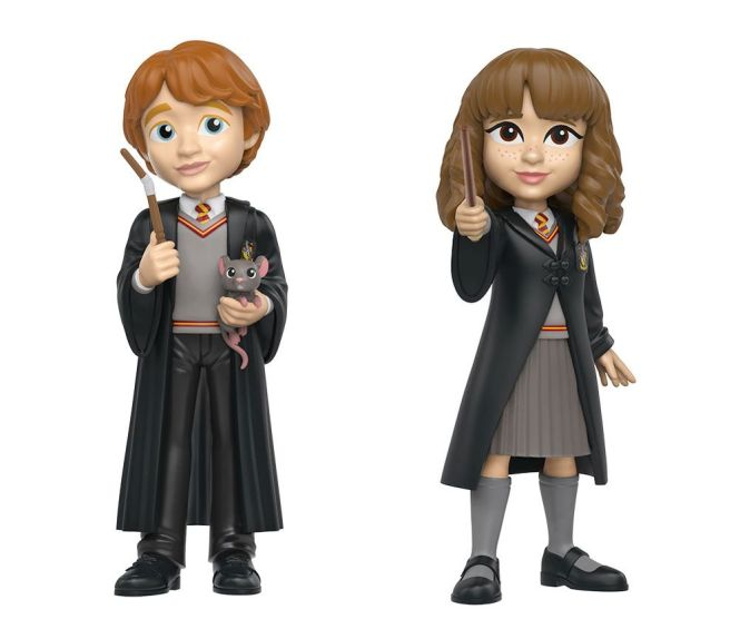 Linha Harry Potter da Funko Rock Candy