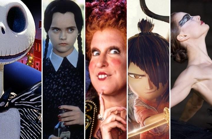 Filmes de Halloween pra quem tem medo de terror