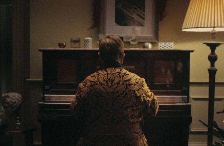 Elton John no comercial de natal da John Lewis