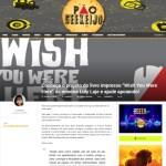Wish You Were Here: nota de lançamento