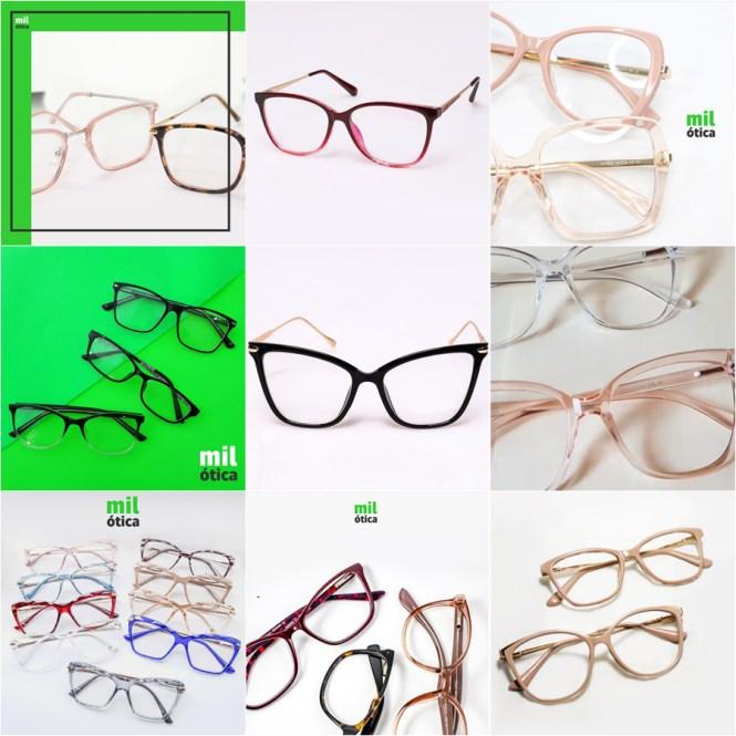Wishlist 3x3: armações de óculos!