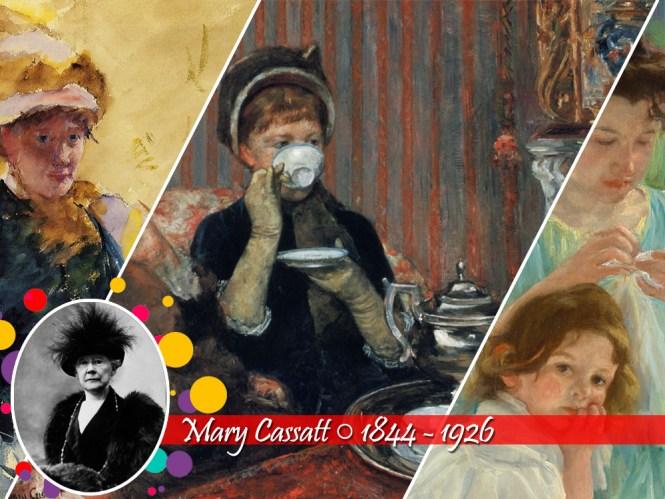 10 Mulheres do Impressionismo: Mary Cassatt