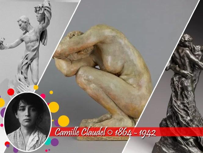 10 Mulheres do Impressionismo: Camille Claudel