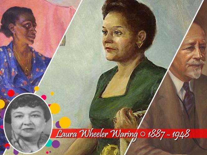 Mulheres do Renascimento do Harlem: Laura Wheeler Waring