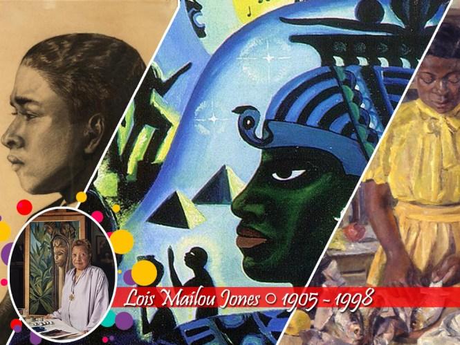 Mulheres do Renascimento do Harlem: Lois Mailou Jones