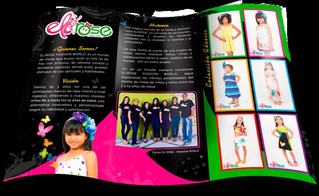 Diseño de Brochures