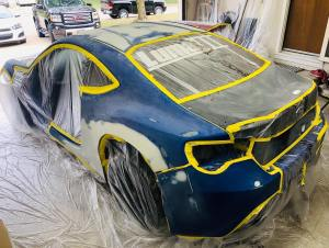 Subaru brz getting ready for some primer