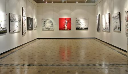 Martin Beaupré exhibits at Pierre Boucher Museum