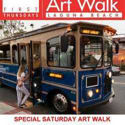 Special July Artwalk – Saturday July 6 – 12:00 to 9:00