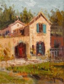 impressionism-painting-mostafa keyhani 62