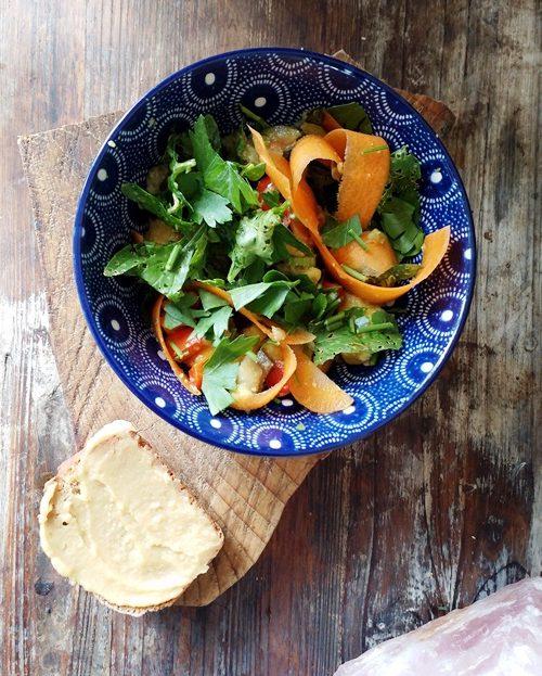 cherche cuisinier vegan