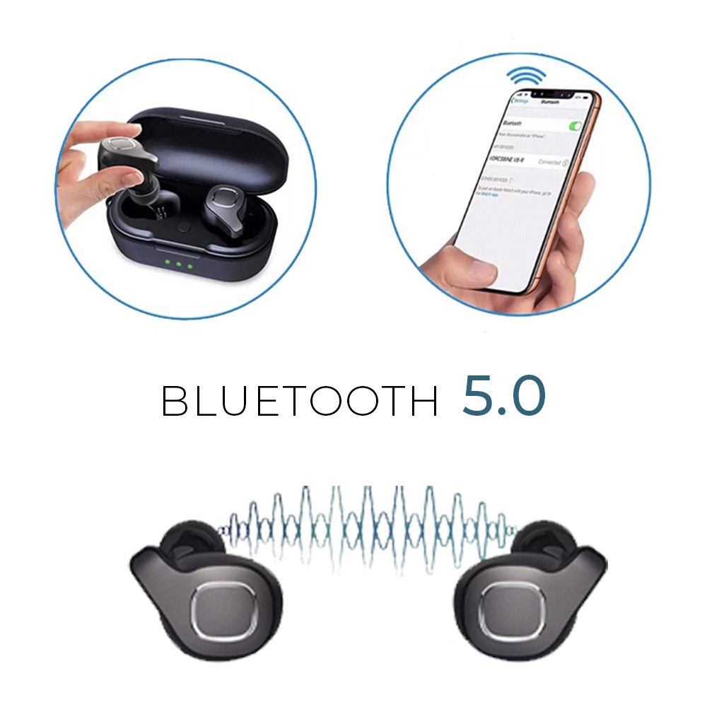 Casti bluetooth Lumaudio Talk
