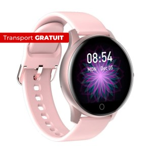 smartwatch smartwear unisex rose gold