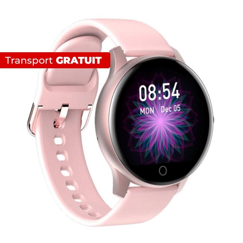 smartwatch smartwear unisex rose gold