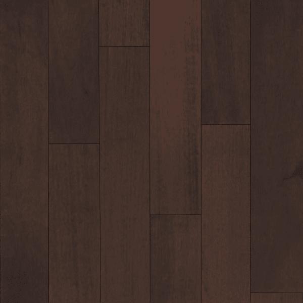 3 4 in x 3 25 in espresso brazilian oak solid hardwood flooring