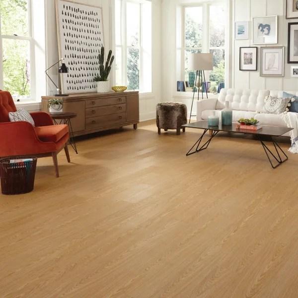 3mm red oak self stick luxury vinyl plank flooring