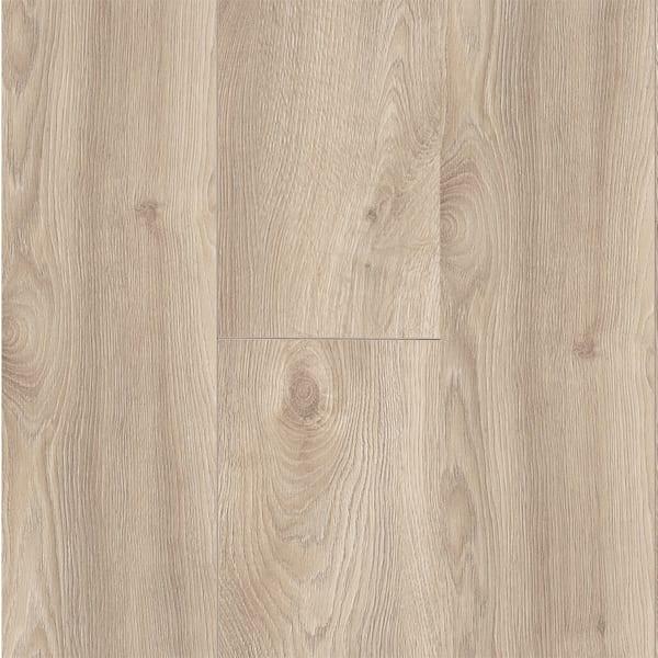 10mm traverse city oak laminate flooring 9 6 in wide x 72 64 in long