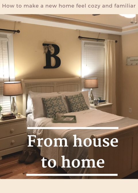 From house to Home: Tips and Tricks for a cozier home