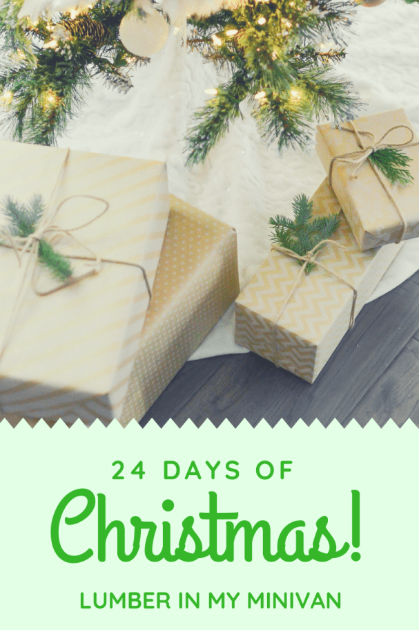 24 days of christmas 2020