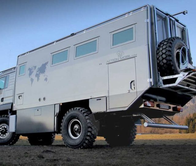 Action Mobil 4x4 Motor Homes Action Mobil 4x4 Motor Homes