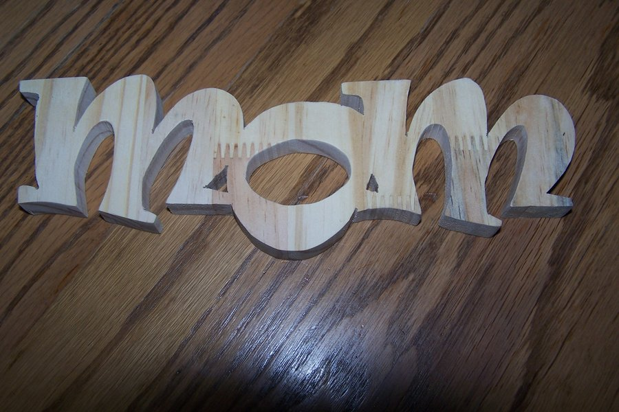 woodworking projects mom