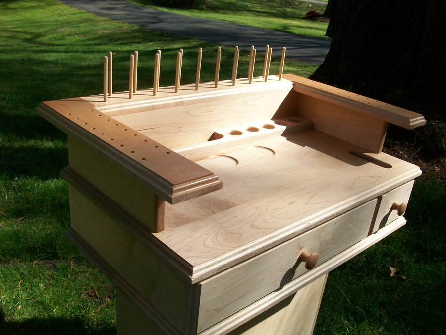 Buy Fly Tying Bench Design On Custom Project