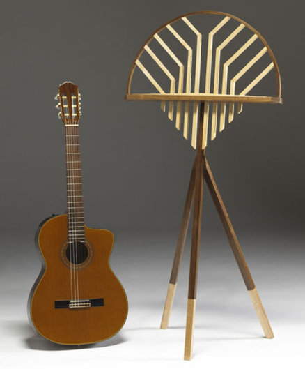 woodworking projects music stand