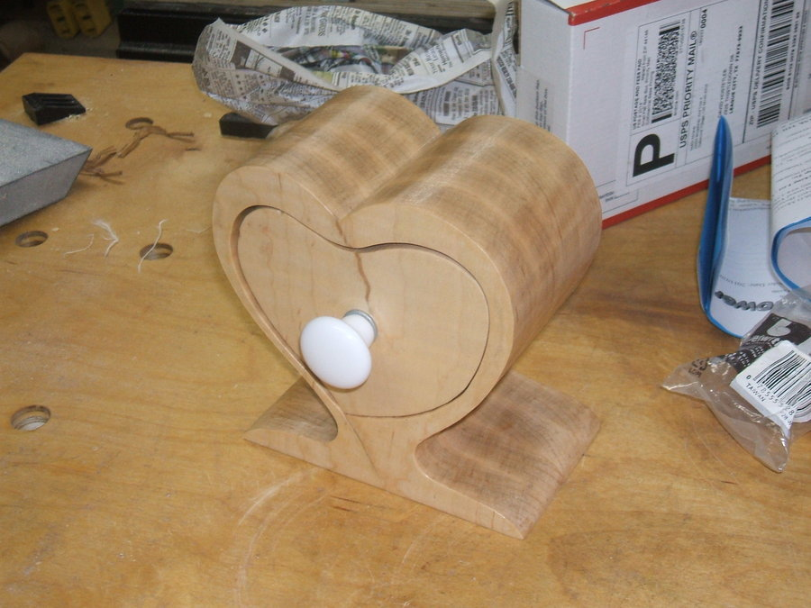 Projects Woodworking Valentines