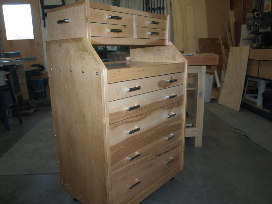 PDF Plans Diy Wood Tool Chest Plans Download wood craft furniture ...