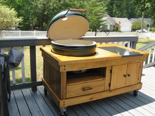 green egg table plans extra large
