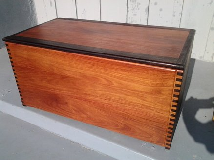 building plans hope chest