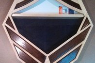 Woodworking projects tagged with 'air force symbol shadow box ...