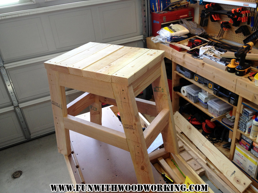 Quick And Easy Stand For My Bandsaw By Fun With