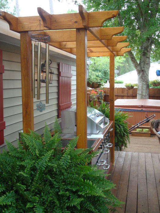 Pdf Download Pergola Bbq Plans Plans Woodworking Night