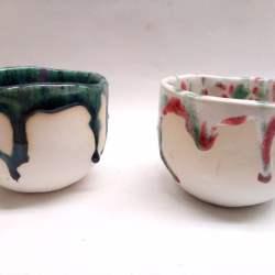 curso de cuencos en cerámica lumbre y barro