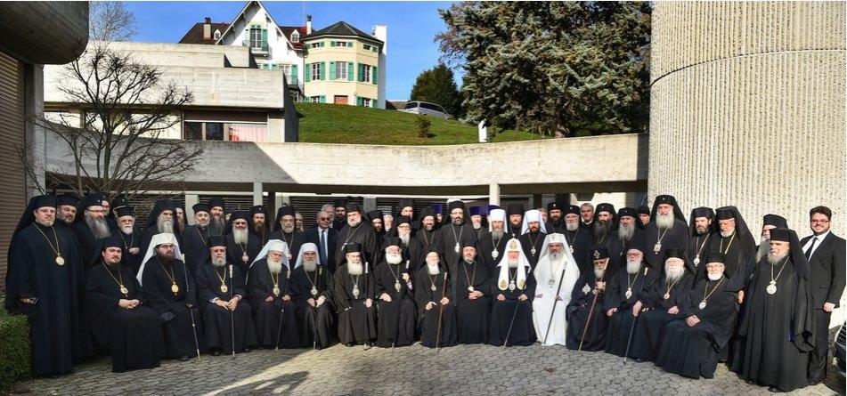 Sinaxa Întîistătătorilor Bisericilor Ortodoxe Locale din ianuarie 2016 la Chambesy, Elveţia